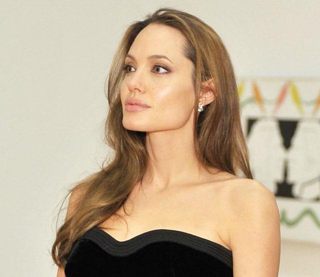 Angelina Jolie : Sa première apparition publique après sa mastectomie