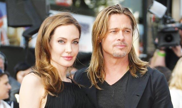 """Angelina Jolie offre une île  en forme de cÅ""""ur à Brad Pitt"""