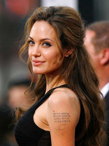 Angelina Jolie tourne le dos au cinéma