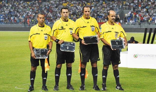 Coupe du monde des clubs: les arbitres marocains aux abonnés absents