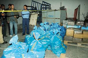 Le Maroc visé par des réseaux internationaux de trafic de drogue