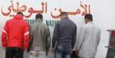 Mohammedia : Démantèlement d'une bande de 5 malfrats dont une femme
