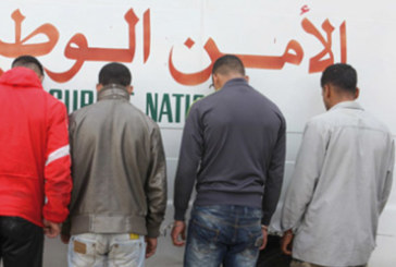 5 malfrats condamnés à 15 ans de réclusion criminelle chacun