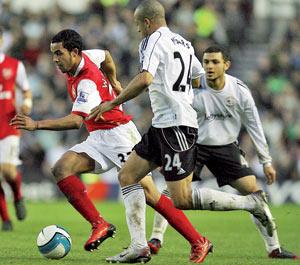 Arsenal assuré de la 3ème place
