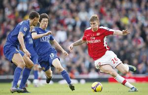 Liverpool et Arsenal se reprennent