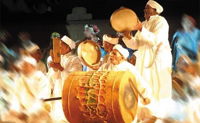 Le Festival National des Arts d'Ahwach, du 19 au 21 octobre à Ouarzazate