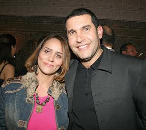 Mohamed Nadif : «J'ai totalement confiance en mon mari»