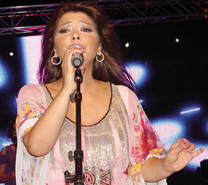 Assala Nasri remporte le Rabab d'Or