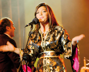 Assala Nasri, une voix exceptionnelle