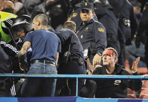 Suspension de l'entraîneur de l'Atletico Madrid