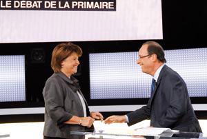 Le ton se durcit encore entre Aubry et Hollande
