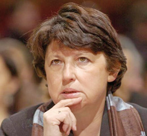 Martine Aubry subit l'offensive de Dominique Strauss-Kahn