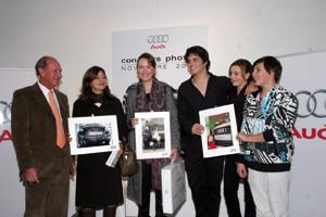 Concours photos Audi 2008 : Quand le Q7 fait son show