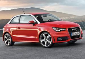 Audi A1 : Des anneaux de poche