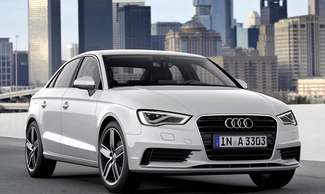Audi A3 berline: Maligne comme malle et ligne !