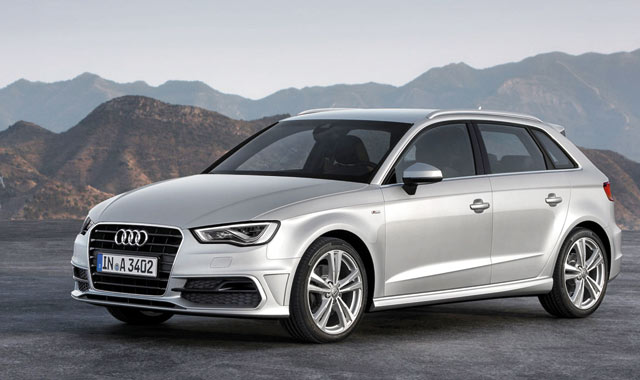Audi A3 Sportback : Réponse au quart de tour !