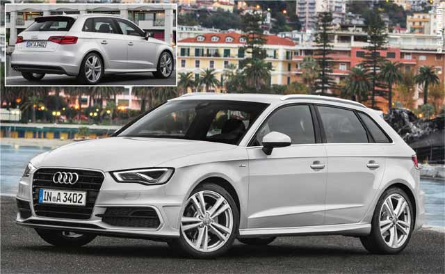 Audi A3 Sportback : Back to Morocco