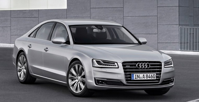 Pour l Audi A8 : Il est temps de s offrir un lifting