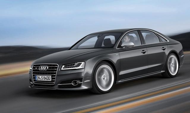 Audi S8 : « Refresh » de mi-carrière