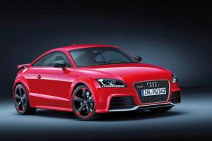 Audi TT-RS Plus : Plus puissante que jamais