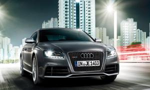 Centrale automobile chérifienne : Livraison de la première Audi RS5