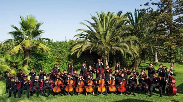 Mazaya : La première promotion du programme  offre un concert époustouflant