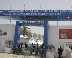Auto-Expo 2006 : des Nouveautés à la pelle