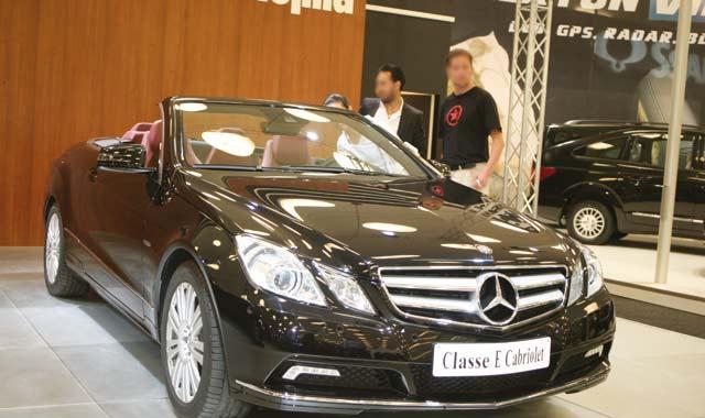 C est confirmé par Auto Nejma ! : Bientôt un showroom pour  les Mercedes d occaz  !