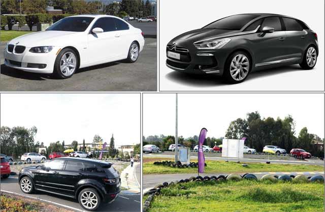 Trophées de l automobile 2013 : Tous en piste!