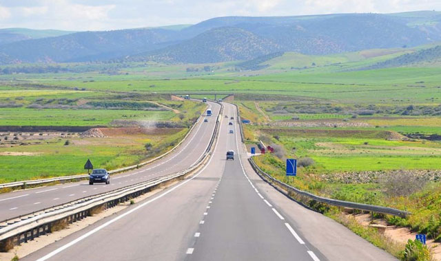 Autoroute Rabat-Tanger: Arrêt de la circulation samedi sur la section entre Kénitra Nord et Sidi Allal Tazi
