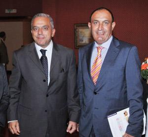 Un salon pour la marque marocaine
