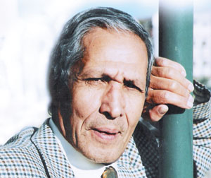 Aziz Maouhoub très ovationné