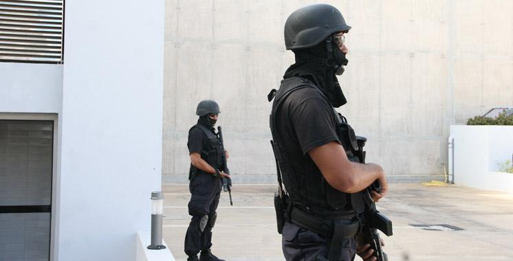 Le réseau terroriste démantelé à EL Jadida était muni d'armes biologiques