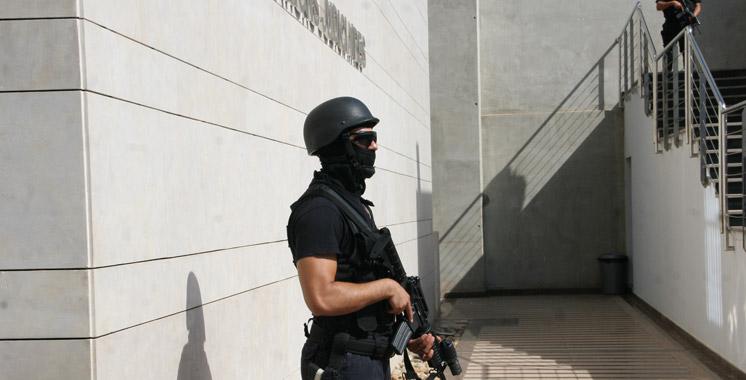 Nador : Démantèlement d'une cellule terroriste de trois membres