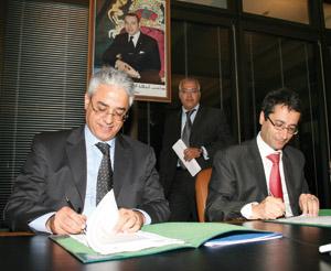 La BCP et la CIMR lancent la carte «Rahati»