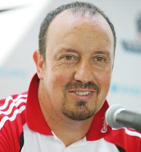 Benitez va succéder à Mourinho