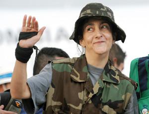Ingrid Betancourt retrouve la liberté