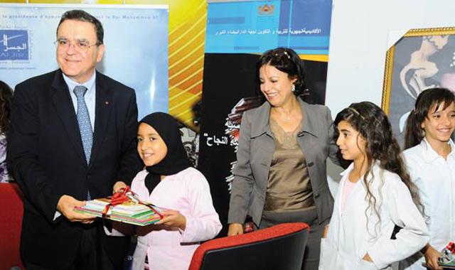 Bibliothèque de classe : La Fondation BMCI lance la 2ème édition