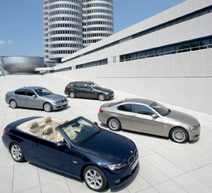 Les ventes mondiales de BMW grimpent en novembre grâce à la Série 3 ainsi qu'au X5
