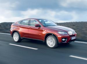 BMW X6 : Tout est dans le SAC