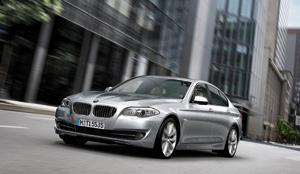 BMW Série 5 : le bâton de la joie