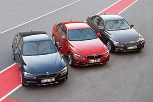 BMW série 3 : Six  générations et pas une ride !