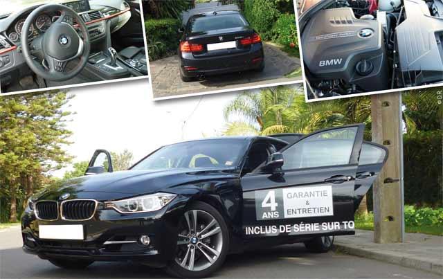 Essai BMW 328i : Vive le downsizing !
