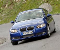 BMW 335i Coupé : Du Sport à l'état pur