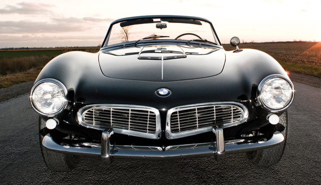 BMW 507 : American Dream