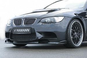 Le bolide : BMW M3 par Hamann