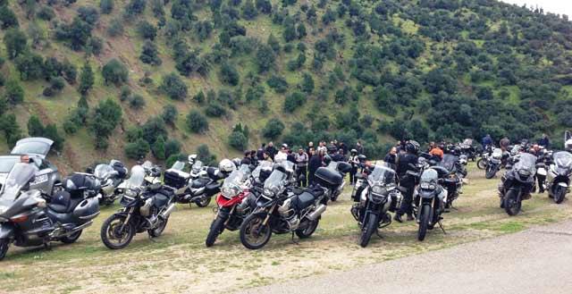 BMW Motorrad : 1ère sortie printanière