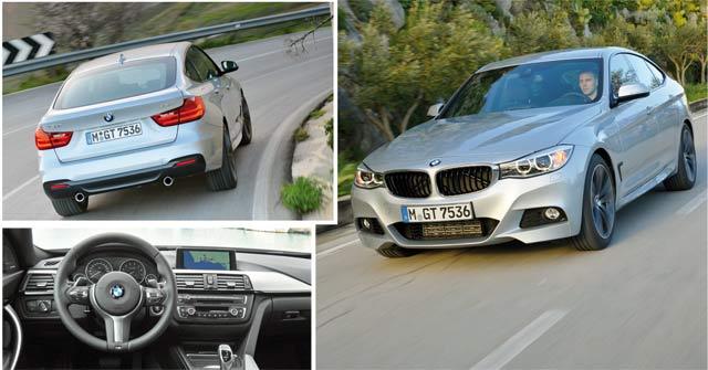 BMW Série 3 GT : Et de 3 pour la F30 !