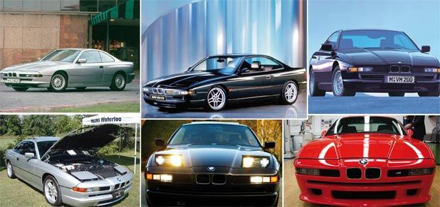 Il était une fois… BMW Série 8 : 8ème merveille du monde ?