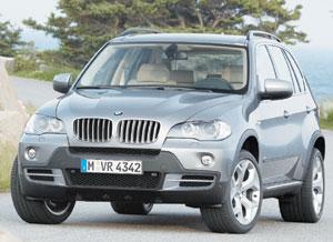 BMW X5 : au coeur est la métamorphose